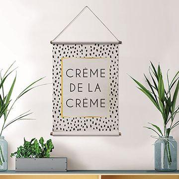 Picture of Creme De La Creme Wall Tapestry
