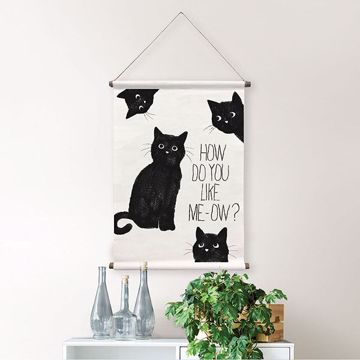 Picture of Like Me Meow Wall Tapestry