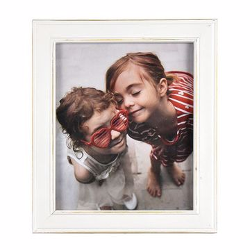 Picture of Longwood Rustic White 8x10 Picture Frame