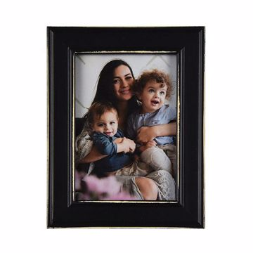 Picture of Longwood Rustic Black 5x7 Picture Frame