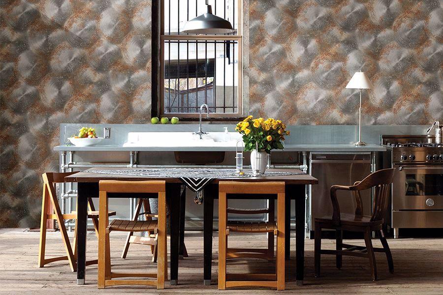 Kitchen Wallpaper | Kitchen Wallpaper Ideas | Kitchen Wall ...