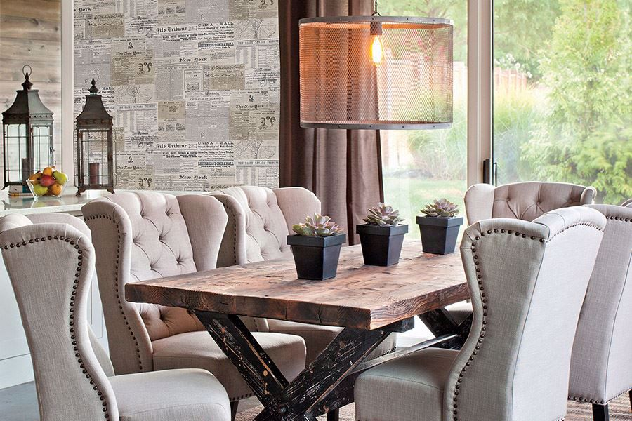 Dining Room Wallpaper | Dining Room Wallpaper Ideas