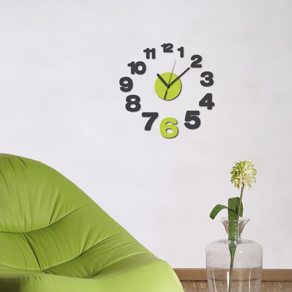 Picture for category Clock Decals