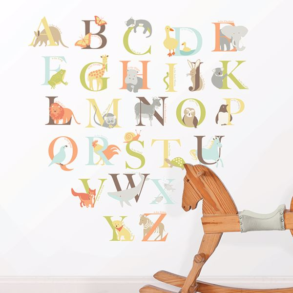 Picture for category Alphabet & Numbers