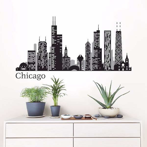 Picture for category Skylines & Cityscapes