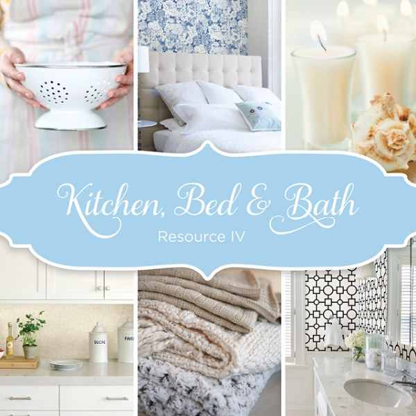 Picture for category Kitchen, Bed, & Bath IV