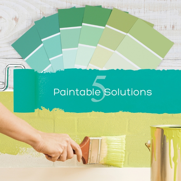 Picture for category Paintable Solutions V
