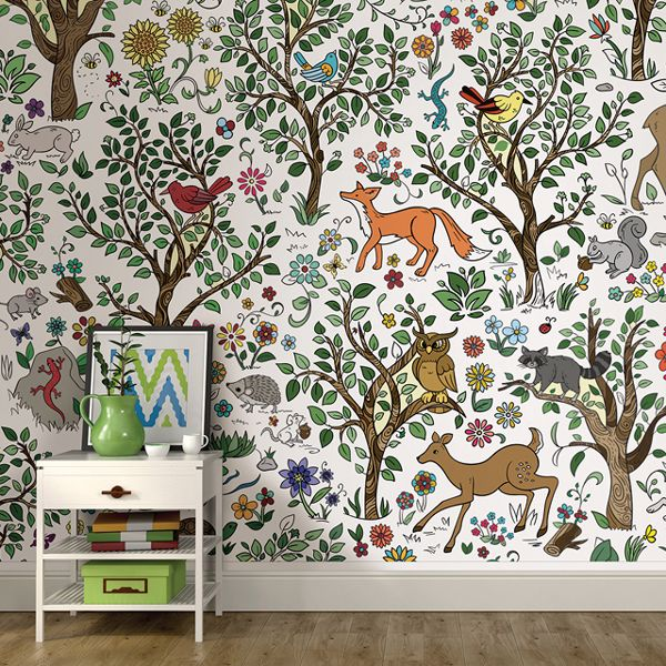 Picture for category Brewster Wall Murals