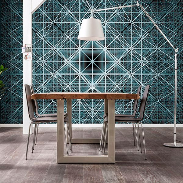 Picture for category Geometric Murals