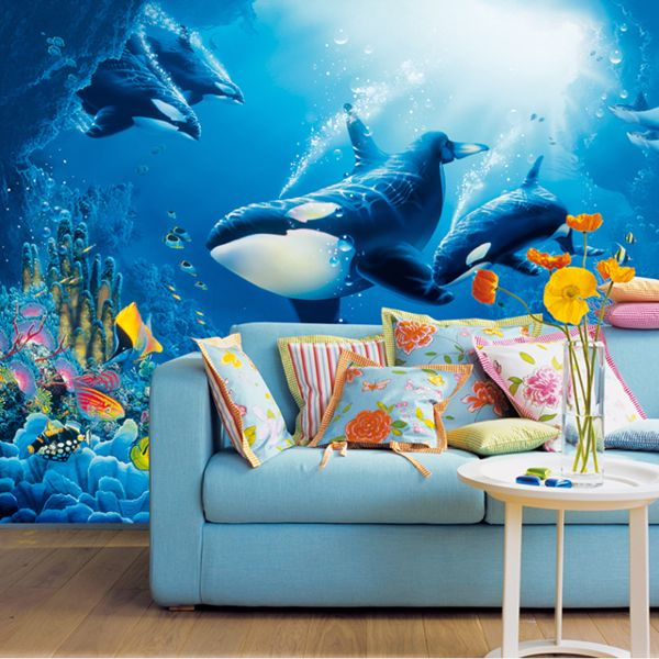 Picture for category Ocean Murals
