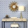 NU2925 Geometric Peel & Stick Wallpaper