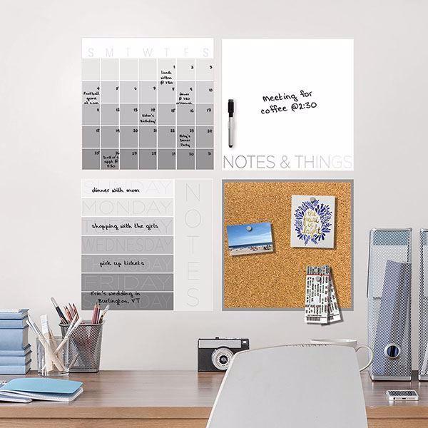 WPE2819 Mondrian Grey Organization Kit