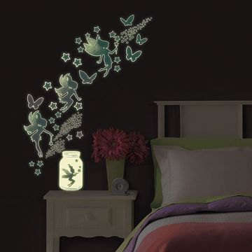 Picture of Fairy Dust Glow in the Dark Wall Art Kit
