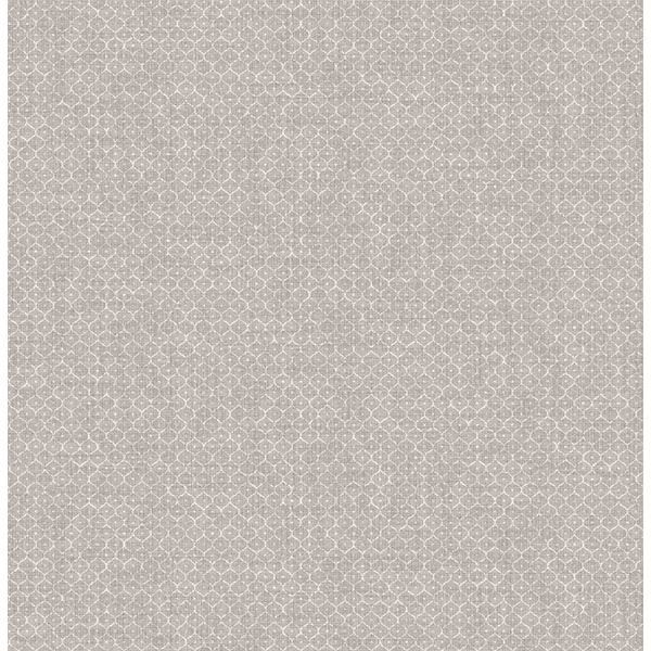 Picture of Hip Grey Ogee Wallpaper