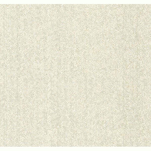 Picture of Hound Sage Herringbone Wallpaper