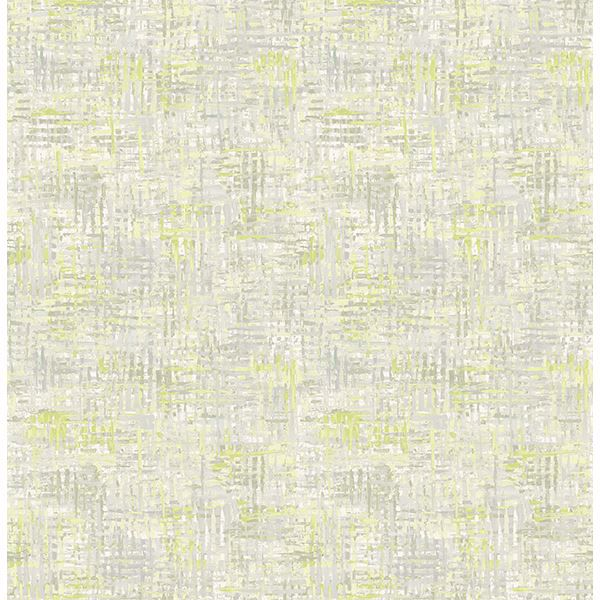 Picture of Avalon Green Weave Wallpaper