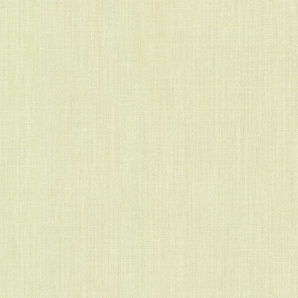 Picture of Laurita Green Linen Texture Wallpaper