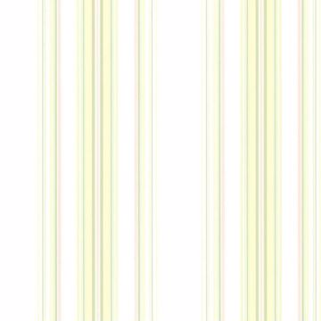 Picture of Lenna Yellow Jasmine Stripe Wallpaper