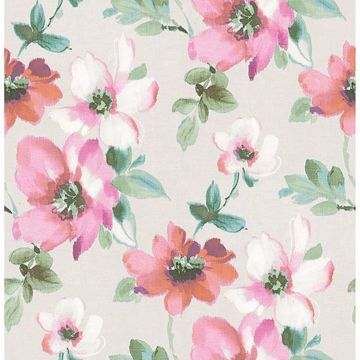 Picture of Reign Multicolor Bouquet Wallpaper