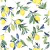 Picture of Lemon Drop Yellow Peel & Stick Wallpaper