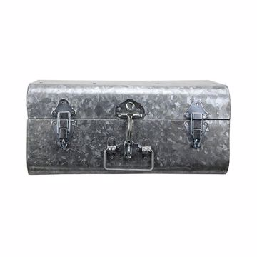 Picture of Hillard Medium Galvanized Silver Case