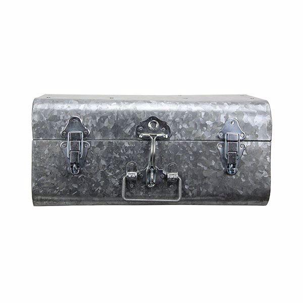 Picture of Hillard Medium Galvanized Silver Case