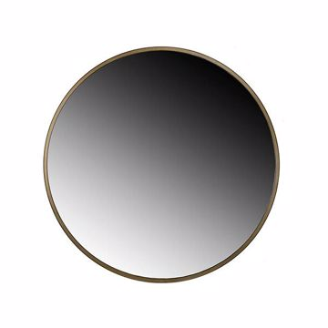 Picture of Adelina Gold Circular Mirror