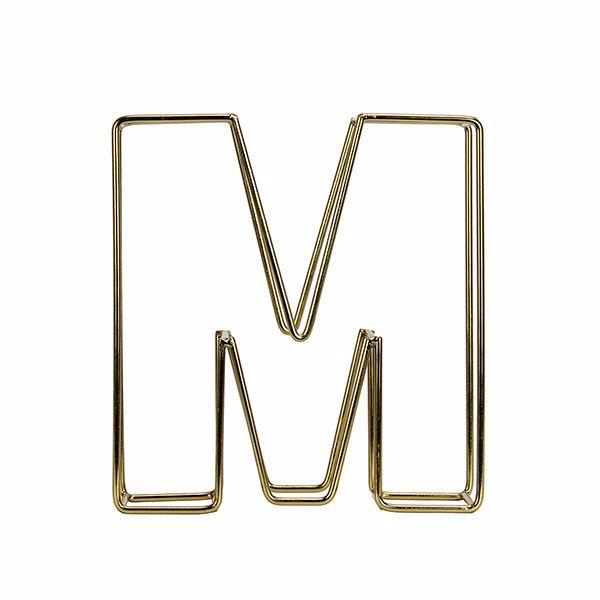 Picture of Amaral Gold M Monogram