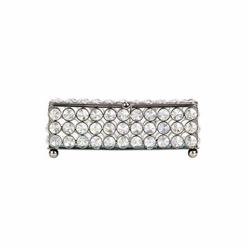 Picture of Yasmine Silver Bling Box