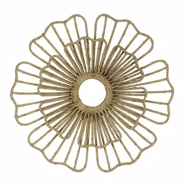 Picture of Harkins Jute Flower Wall Decor