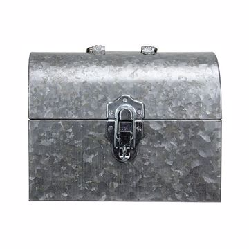 Picture of Derry Galvanized Silver Case