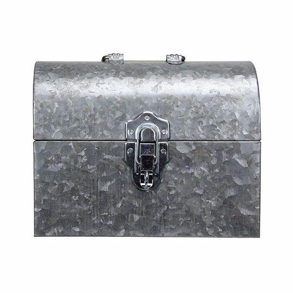 Picture of Derry Galvanized Silver Case