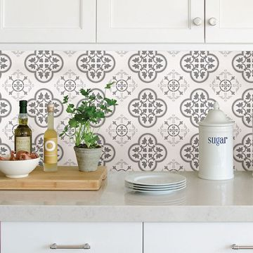 Picture of Medallion Peel & Stick Backsplash