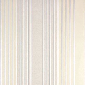 2812-BLW10204 Vickie Taupe Stripe Wallpaper
