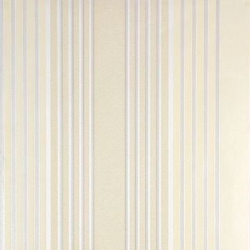 Vickie Beige Stripe Wallpaper