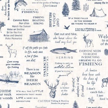 Picture of North Hills Navy Camping Quotes Wallpaper