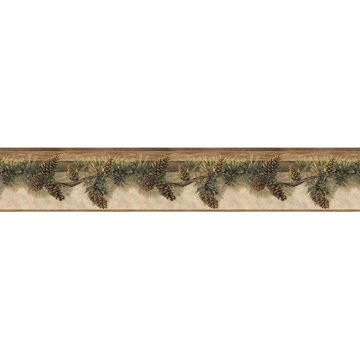 Picture of Pine Hill Multicolor Foliage Border