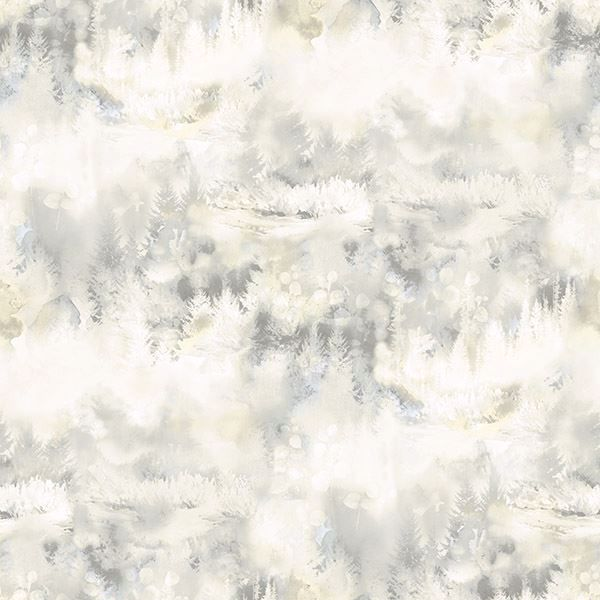 Picture of Tamarack Grey Forest Wallpaper
