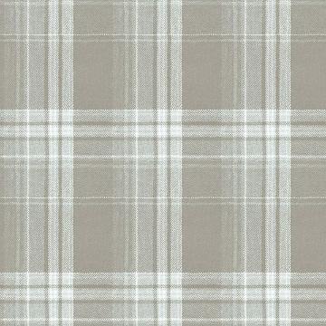 Picture of Saranac Grey Flannel Wallpaper