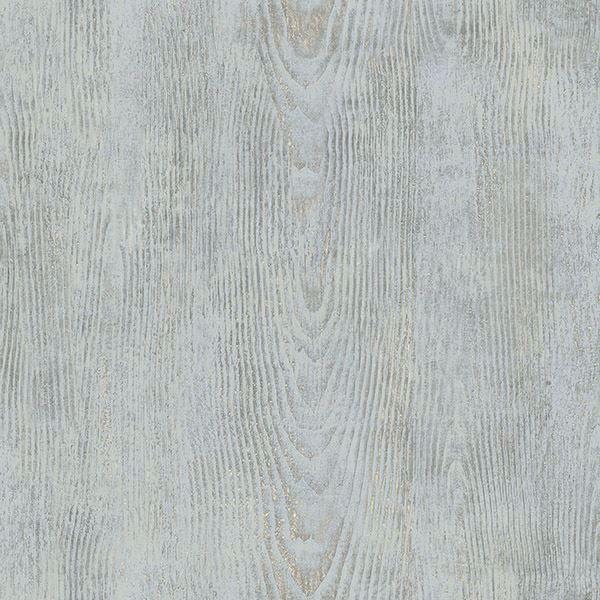 Picture of Drifter Light Blue Wood Wallpaper