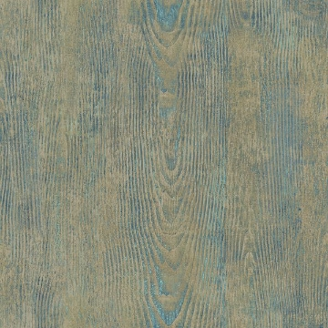 Picture of Drifter Dark Green Wood Wallpaper