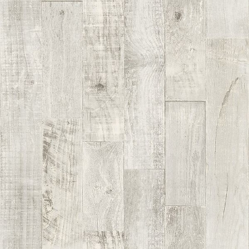 Picture of Chebacco Light Grey Wooden Planks Wallpaper