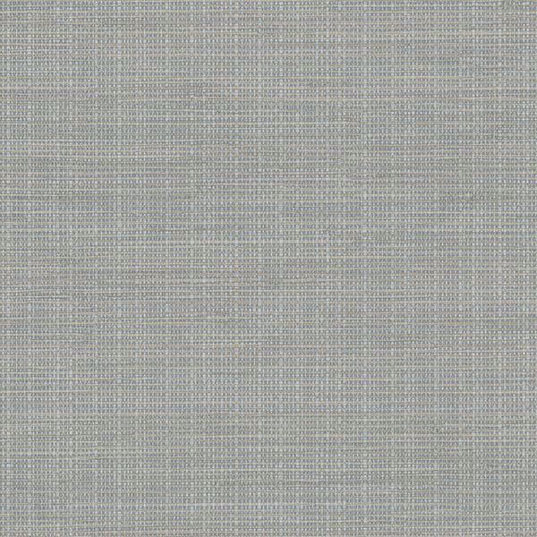 Picture of Kent Grey Grasscloth Wallpaper