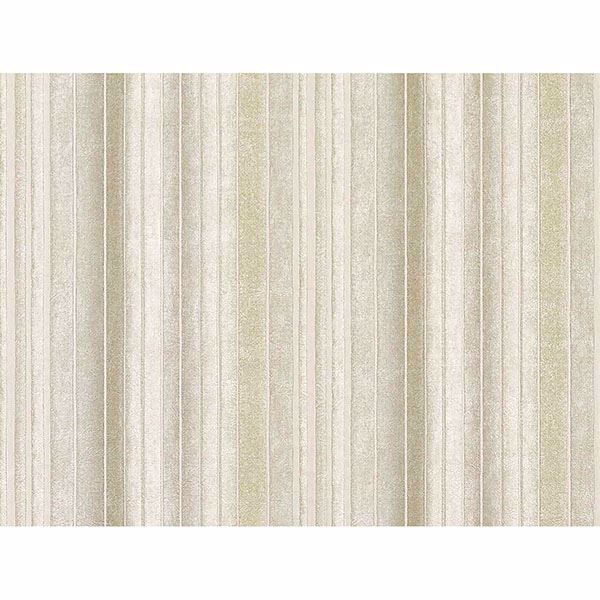 Picture of Riga Lambada Cream Stripes Wallpaper