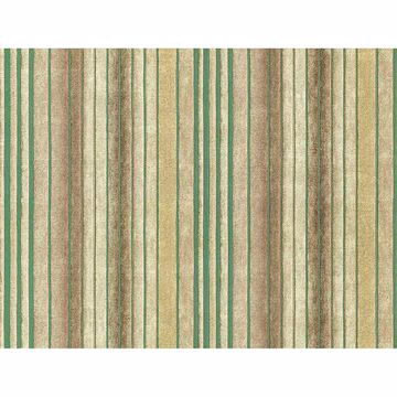 Picture of Riga Lambada Light Brown Stripes Wallpaper