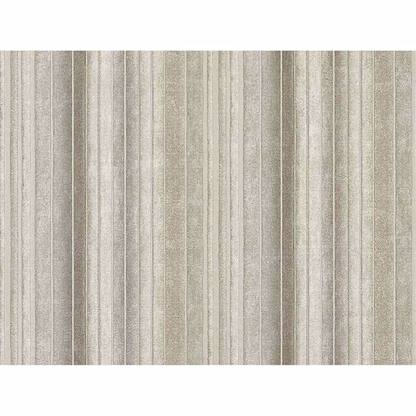 Picture of Riga Lambada Ivory Stripes Wallpaper