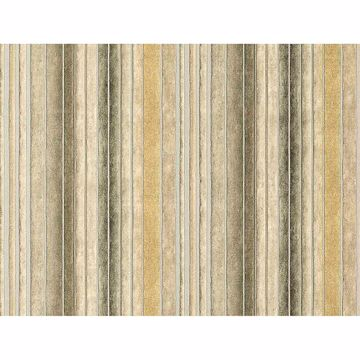 Picture of Riga Lambada Grey Stripes Wallpaper