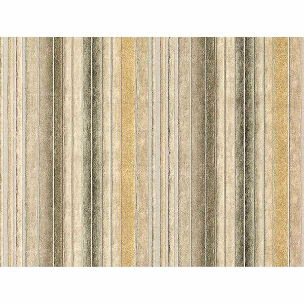 Picture of Riga Lambada Grey Stripes Wallpaper