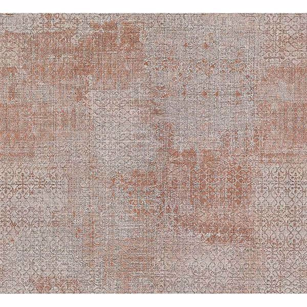 Picture of Allover Nero Rust Ironwork Texture Wallpaper