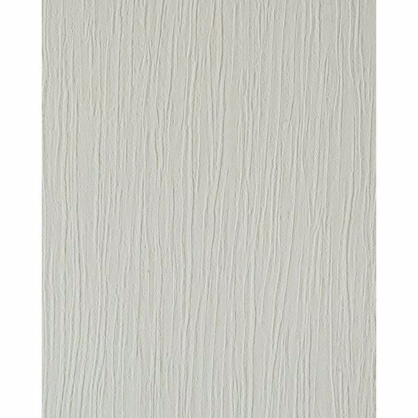 Picture of Hera White Textured Wallpaper